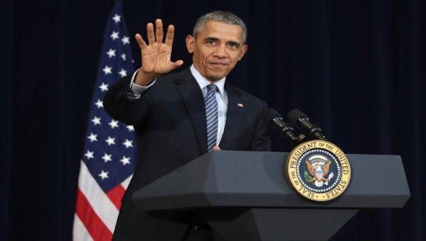 Obama reincide en su política injerencista contra Venezuela