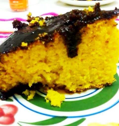 Nutricionista ensina a receita e os benefícios de um bolo funcional de cenoura