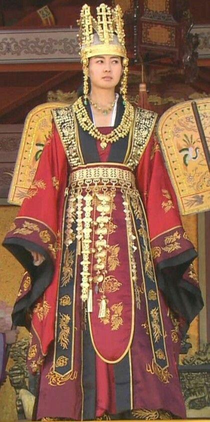 Queen Seon Deok of Shilla