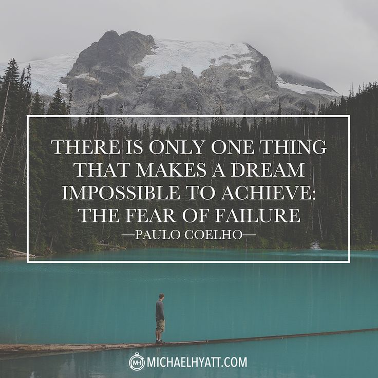 failure is impossible Failure is impossible – susan b anthony 9) sooner or later we all discover that  the important moments in life are not the advertised ones, not the birthdays, the.