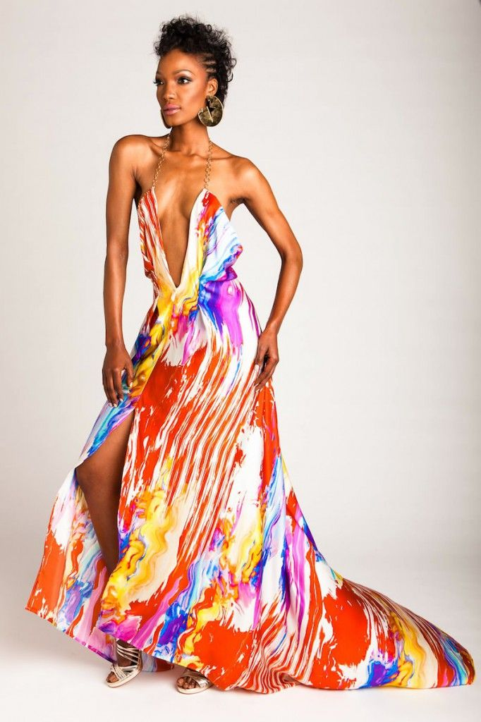 Absolutely fabulous!!! One of my favorite designers! Carnival of Colour ‹ Anya Ayoung Chee