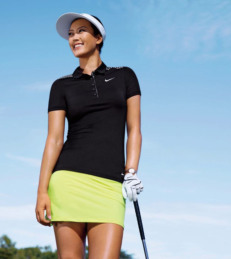 Must-Have Focus Tips From Pro Golfer Michelle Wie - SELF