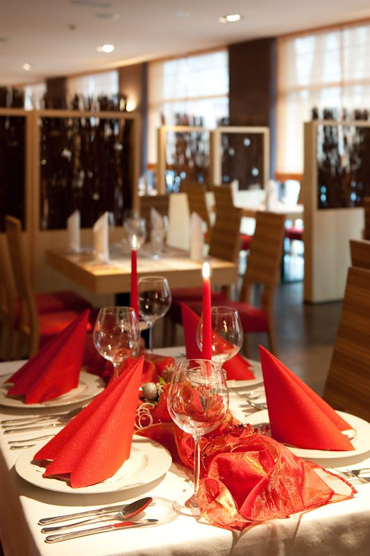 Spa Hotel Felicitas - Restaurant - Christmas