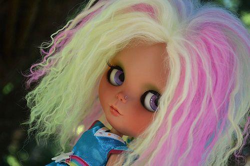 Jerrica. I'm in love. She's like Rainbow Brite.