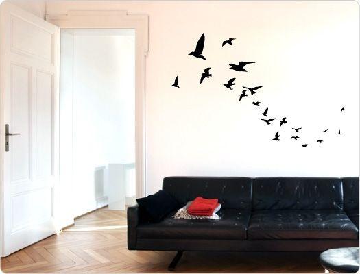 23 besten m dchen wandtattoos als wanddekoration bilder auf pinterest wanddekoration babys. Black Bedroom Furniture Sets. Home Design Ideas