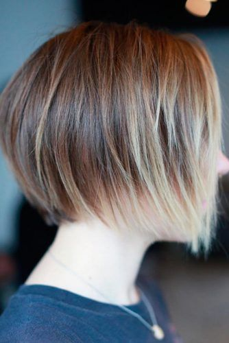 Beautiful Trendy Short Haircuts picture 3