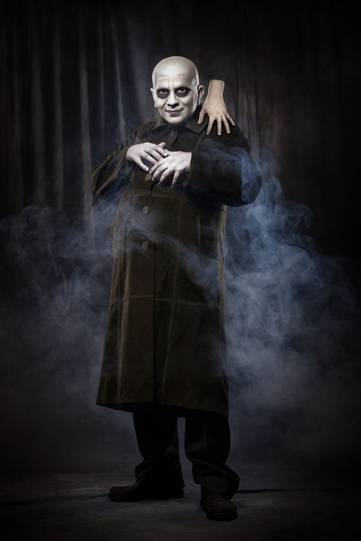 Uncle fester the addams family pinterest - Uncle Fester By Liviu Mihai