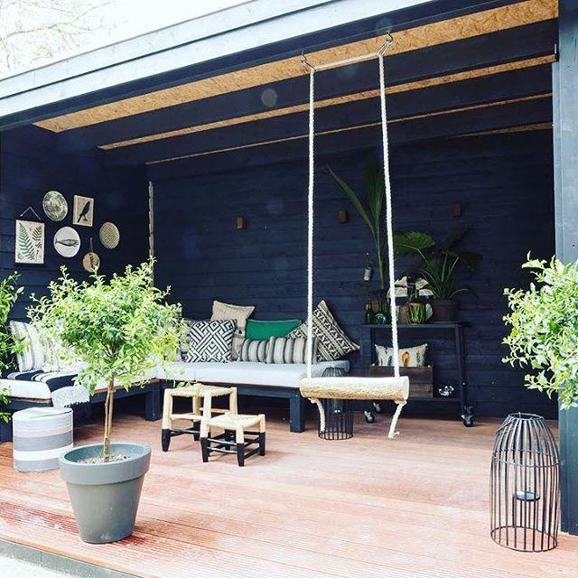 Pin Op Terrace Garden