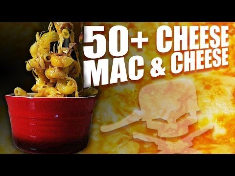 The CHEESIEST Mac & Cheese - Epic Meal Time - YouTube.   This would be fun experiment to try
