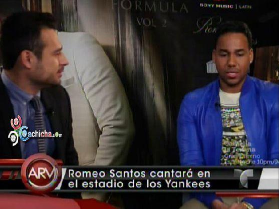 Romeo Santos Habla De Su Canción Con Drake #Video