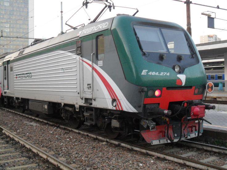 688 best treno images on pinterest treni 25 aprile e - Trenord porta garibaldi ...