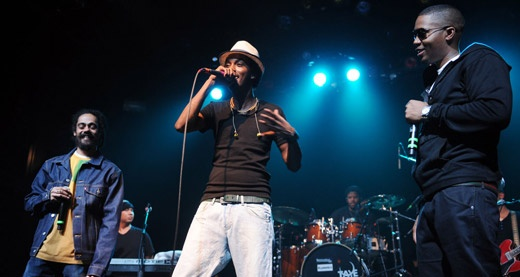 Tribal Wars - K'naan, Nas and Damian Marley: http://www.youtube.com/watch?v=ubssDHIGi6g