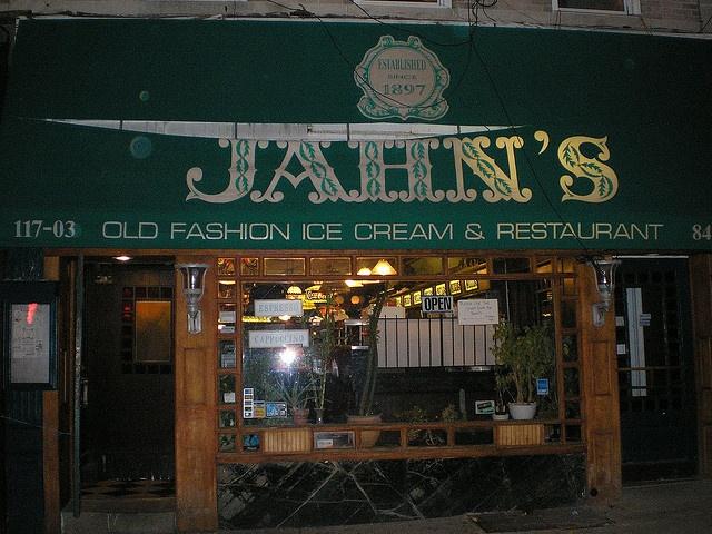 Jahn S Ice Cream Parlor Remember The Kitchen Sink