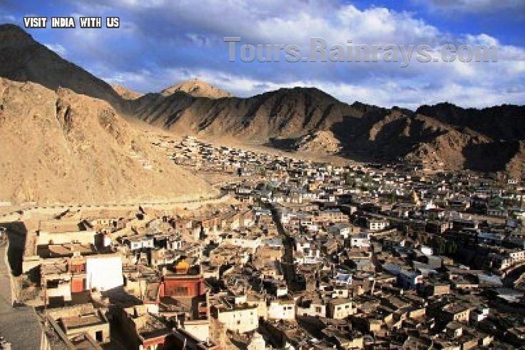 Tourist Attraction India: Ladakh Tourism India   City