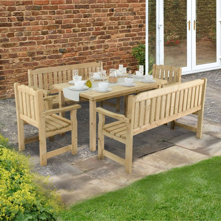 this garden table is part of our delemere patio dining furniture range