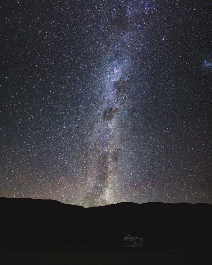 On instagram by fumiyasutomi #astrophotography #unas (o) http://ift.tt/1Oc5r7I a night of rain and driving past too many low vibe campsites we finally found the perfect campsite in the Marlborough Sounds. Woke up at 3am to the clearest night sky I have ever seen!  Sony a6000 | Samyang 12mm (f2) | ISO 4000 | 11 image stitch  Kenepuru Head Campsite (@campermate app) | Marlborough Sounds New Zealand