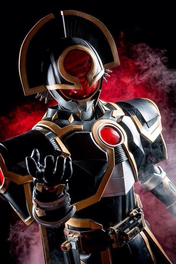 tokucosplay: Kamen Rider Orga cosplayed by KWUN KIT.