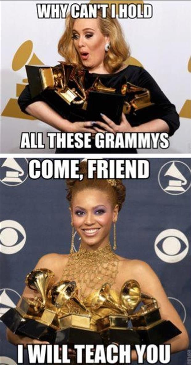 Adele and Beyonce @Courtney Baker Layne Brewer