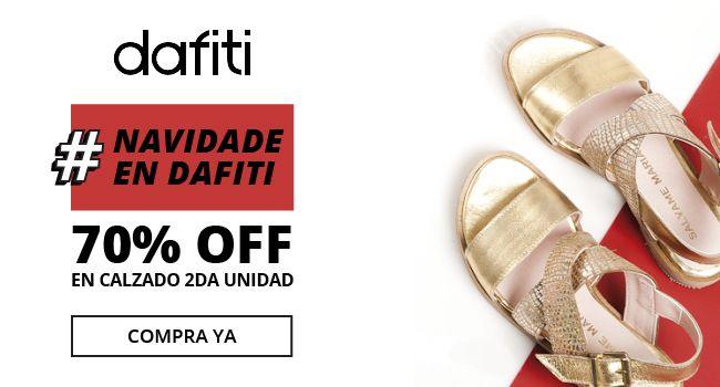 Comprar zapatos, ropa y accesorios por internet en Dafiti Argentina, accedé a lo mejor de la moda. Envío, cambio y devolución gratis.