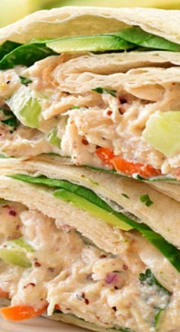 Light tuna fish recipes
