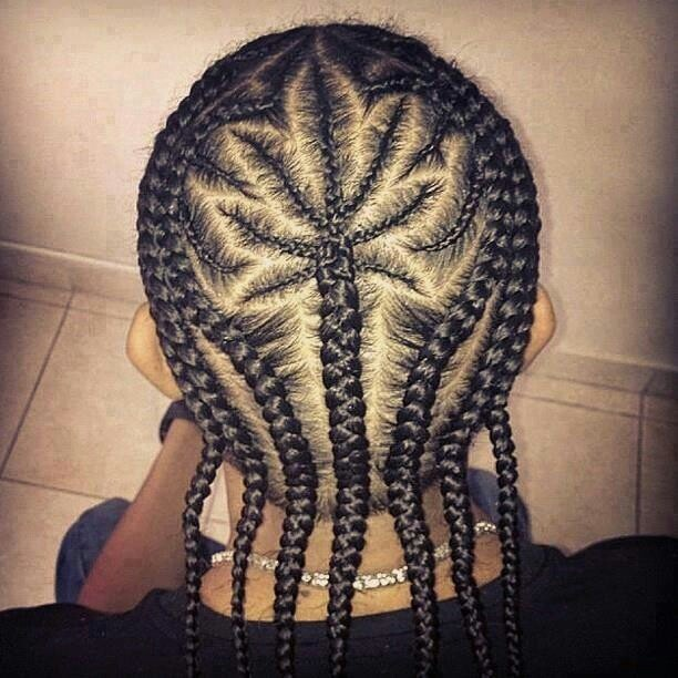 Magnificent 1000 Images About Men Cornrows On Pinterest Braid Designs Afro Hairstyles For Men Maxibearus