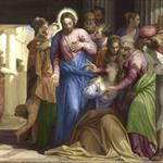 Paolo Veronese, il maestro della pittura cinquecentesca in mostra a VeronaPaolo Veronese, Cristo e l'adultera, The National Gallery, London, 1876