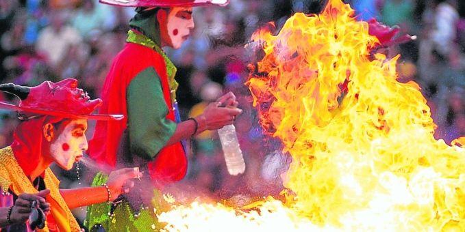 El XVIII Festival de Verano incluye diferentes actividades artísticas, culturales y deportivas. Del 1 al 10 de agosto de 2014!