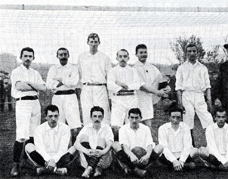 1. FC Lokomotive Leipzig, Campeón de Alemania 1903.