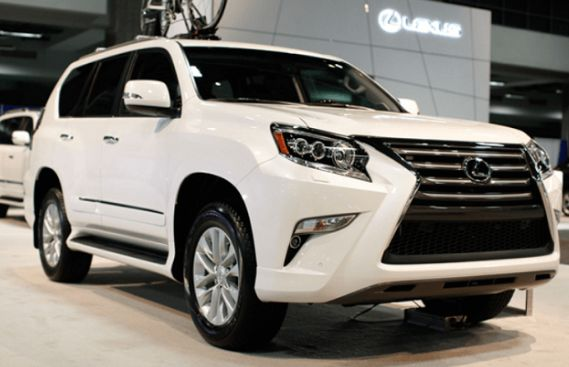 2018 Lexus GX 460 Redesign, Style, Performance - New Car Rumors