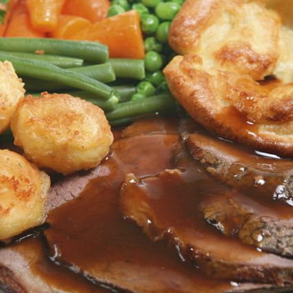 Recipe The Perfect Roast Beef Sunday Lunch