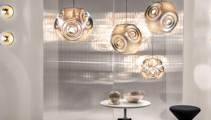 Curve Ball Pendant - Pendant Lights - Ceiling Lights - Lighting