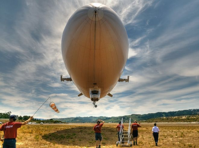 Nice. Fringe blimps are now a reality (again). this one is designed to block the sun for planet hunting.  Cool!