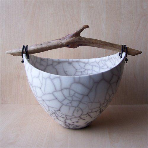 - Idea???? vessels with stick handles?  anne morrison ceramics