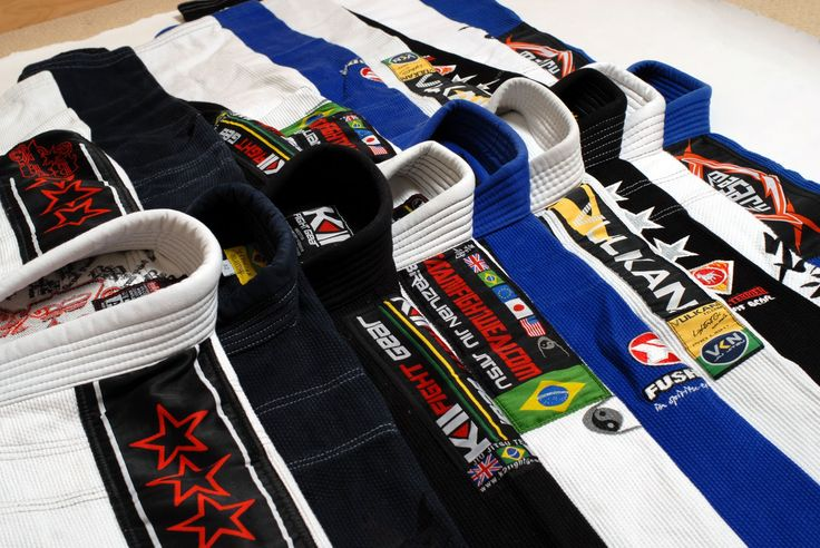 8 Steps to Finding the Perfect BJJ Gi