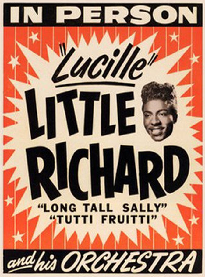 Little Richard and his Orchestra 14/9