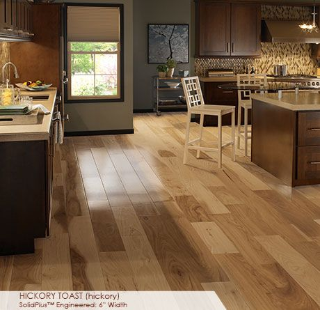 Somerset floors wide plank collection hickory toast for Somerset flooring