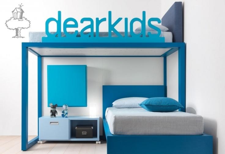 Kinderkamer Dear Kids Italiaanse jeugdkamers | De Boomhut