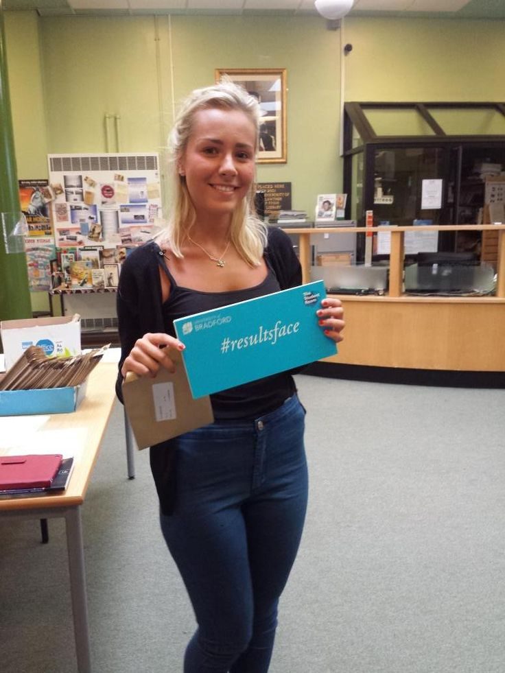 Congratulations on your results at Morecambe school! #resultsface  #teambradford