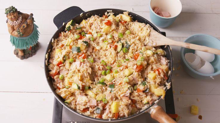 Paradise Fried Rice  - Delish.com