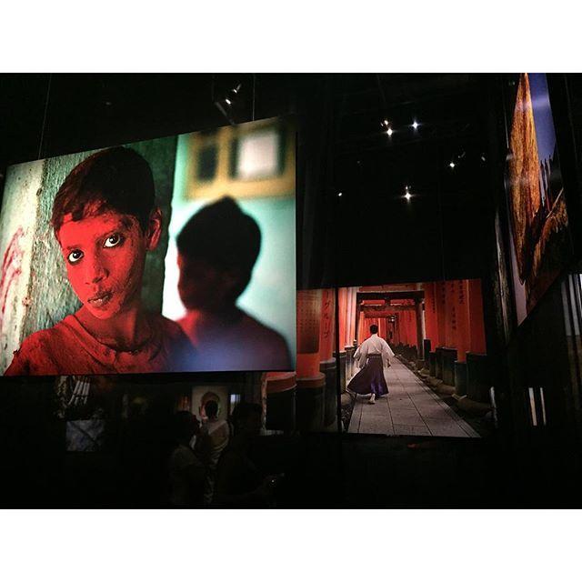 Sguardi luci. Dolore gioia. Vita morte. Bambini adulti uomini e donne. Non contrasti solo punti sulla linea del tempo. La mostra di Steve McCurry a #Roma vi porterà in un labirinto di immagini corridoi del mondo.  La mostra è aperta fino al 20 settembre a Roma al teatro 1 di Cinecittà. Info: http://ift.tt/1wU9mfF  #stevemccurry #fotografia #mostre #roma #cinecittà by lacronacaitaliana