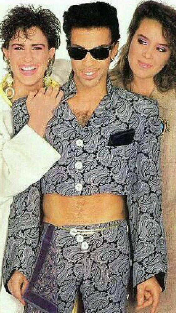 Wendy, Prince & Lisa