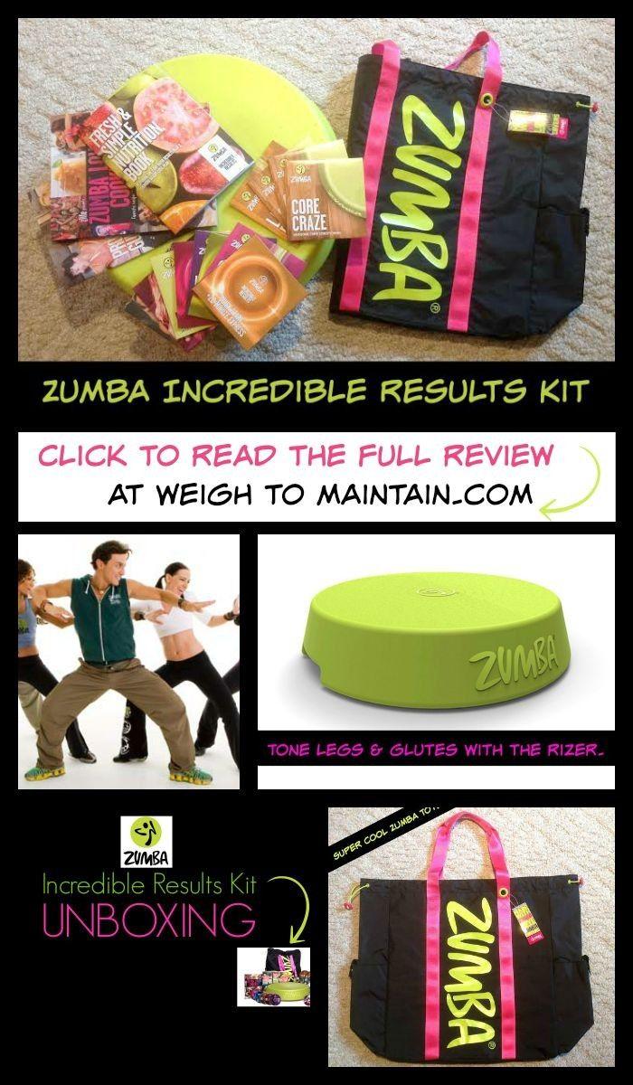 New Zumba Exhilarate Home Workout Kit  Dvd Set