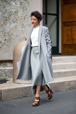 Transition into spring with these outfit ideas to take from Milan.