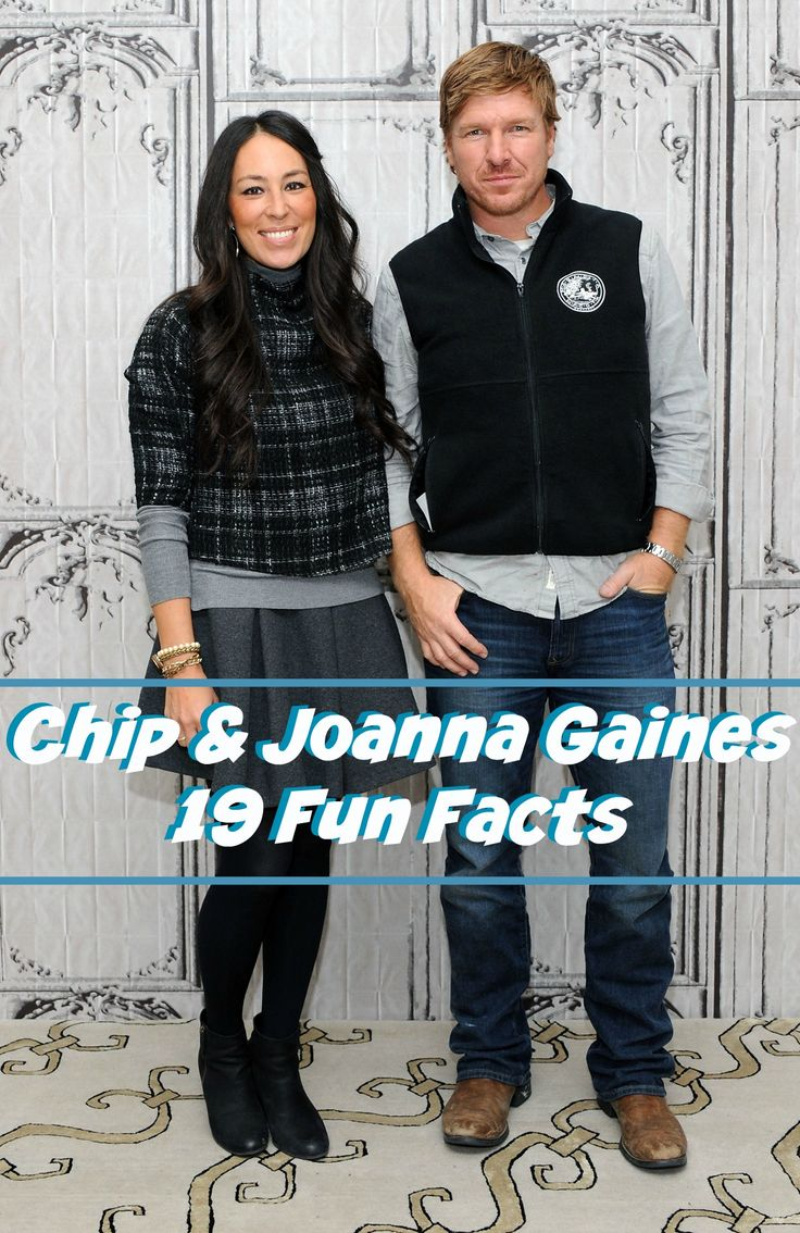 The more we learn about HGTV's home improvement power couple, Chip and Joanna Gaines of Fixer Upper, the more we love them.