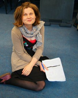 Karolina Mindfulness trainer and Life coach at The OCD Treatment Centre