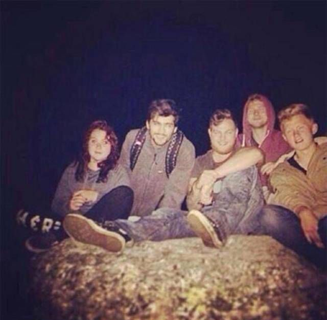 One Direction's Zayn Malik goes camping with Perrie Edwards' brother Jonnie