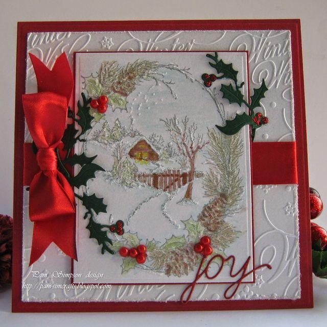 Christmas Cottage. (via Bloglovin.com )