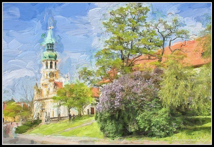 Praha Loreta