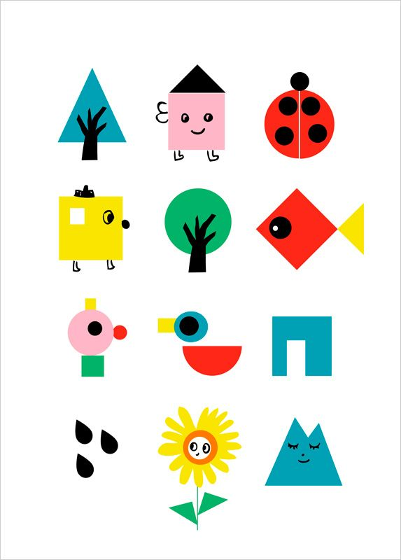 Colourful Wall Art For Kids Rooms By PEPILLO   Lu0027Affiche Moderne Part 93