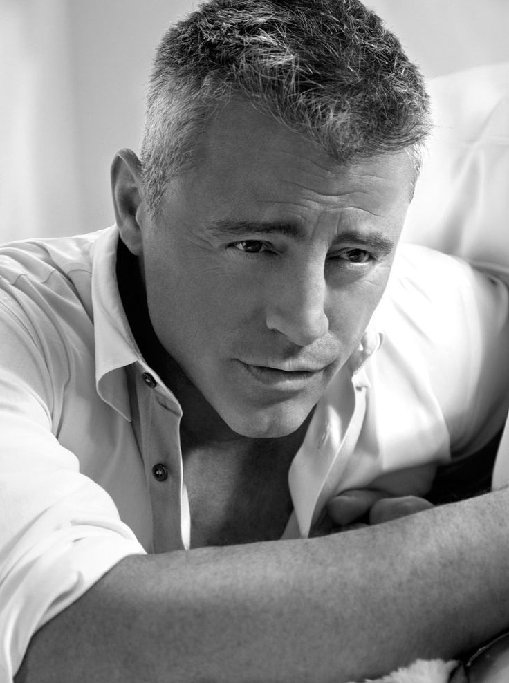Good gawd, Matt LeBlanc went and got all kinds of yummy.